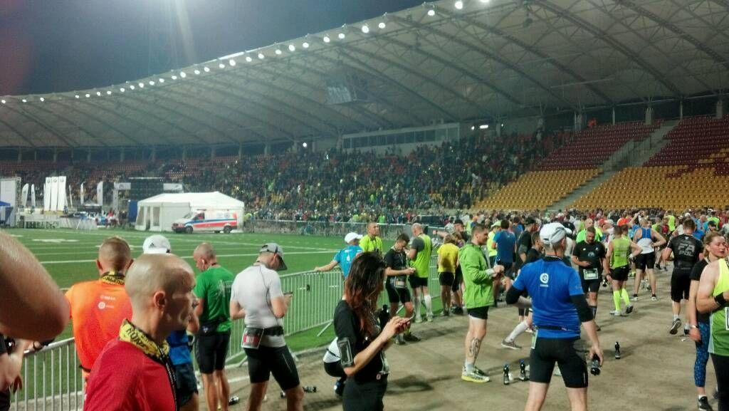 Meta na Stadionie Olimpijskim