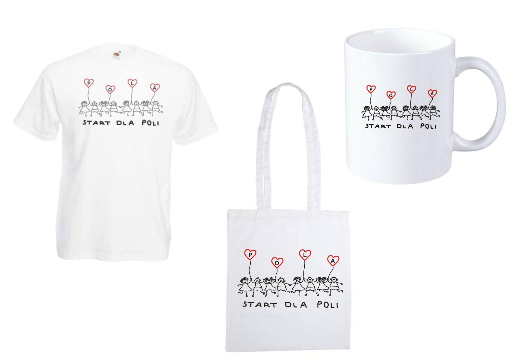 koszulka kubek torba